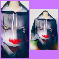 Used 3D Clown Hoodie 3XL in Dubai, UAE