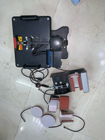 Used Printer for t-shirt cup & plate in Dubai, UAE