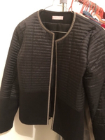 Used Promod Puffy Black Blazer  in Dubai, UAE