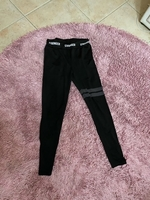 Used Black yoga pants  in Dubai, UAE
