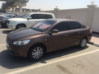 Used Peugeot 301 - model 2015 - Clean Car in Dubai, UAE