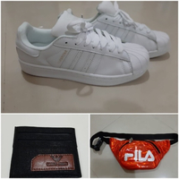 Used 3 Item Combo, Addidas, FILA, Armani in Dubai, UAE