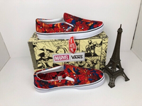 Used Vans Marvel Edition Spider-Man size EU42 in Dubai, UAE