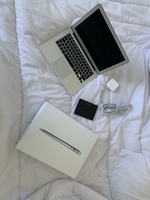 Used MacBook Air - Core i5 1.8GHz 8Gb 128GB  in Dubai, UAE
