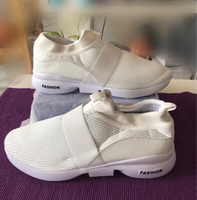 Used White Sneaker / 44 in Dubai, UAE