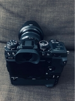 Used Fujifilm XH1 with 10-20mm lens in Dubai, UAE