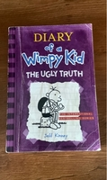 Used Diary of a wimp kid: the ugly truth in Dubai, UAE