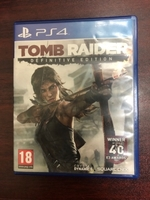 Used PS4 Game Tomb Raider Definitive Edition in Dubai, UAE