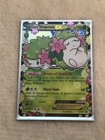 Used Pokémon cards Shaymin EX holo Full Art in Dubai, UAE