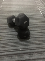 Used 5kg Dumbbells  in Dubai, UAE