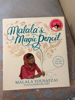 Used Malalas magic pencil kids book in Dubai, UAE