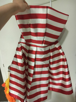 Used Red and white sexy dress in Dubai, UAE