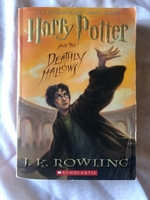 Used Harry Potter and The Deathly Hallows in Dubai, UAE