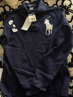 Used Polo Ralph Lauren polo shirt 8Y new in Dubai, UAE