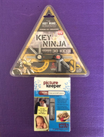 Used Bundle Ninja Key & Picture Keeper  in Dubai, UAE
