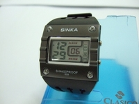 Used men sport watch black in Dubai, UAE