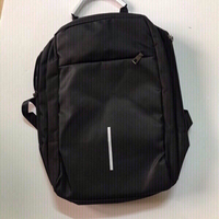 Used Black multifunctional backpack 🎒  in Dubai, UAE