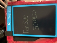 Used Boogie Board LCD Writing Tablet in Dubai, UAE