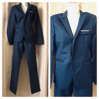 Men's Suit blue L