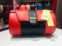 Used Red Ladies Bag New  in Dubai, UAE