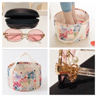 Used Waterproof cosmetic bag & sunglasses fre in Dubai, UAE