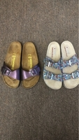 Used Original Birkenstock and Bobs Skechers  in Dubai, UAE