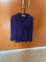 Used Pull & Bear, blue shirt  in Dubai, UAE