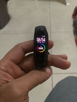 Used M9 smart fitness band with HRS  in Dubai, UAE
