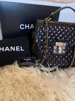 Used Authentic Chanel Patent Bag in Dubai, UAE