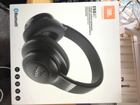 Used E55BT Over-Ear Wireless Headphone Black  in Dubai, UAE