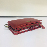 Used Red Phone Case/Wallet New in Dubai, UAE