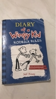 Used Diary of a Wimpy Kid:Rodrick Rules  in Dubai, UAE