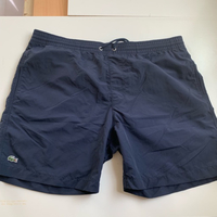 Used Lacoste Swim shorts *color changing (L) in Dubai, UAE