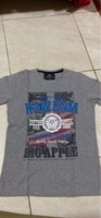 Used T-Shirt grey color ( Medium Size )  in Dubai, UAE