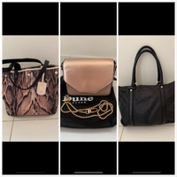 Used 3 branded bags offer  in Dubai, UAE