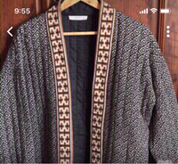 Used MANGO cardigan New just washed never use in Dubai, UAE
