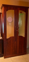 Used Cutomized wooden wardrobe  in Dubai, UAE