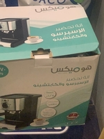 Used Coffee machine used make coffe and nesca in Dubai, UAE