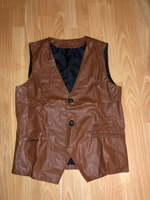 Used Brown and black  Vests in Dubai, UAE