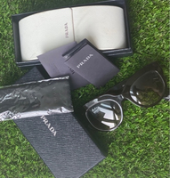 Used Authentic Prada sunglasses  in Dubai, UAE