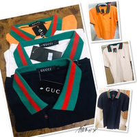 Used 3Pcs Gucci Inspired Polo shirt 👕Large❤️ in Dubai, UAE