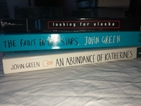 Used JOHN GREEN BOOK COLLECTION  in Dubai, UAE