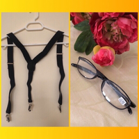 Used NEW Reading Glasses + Suspenders + 🎁 in Dubai, UAE