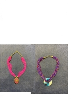 Used Beach and casual wearing necklaces  in Dubai, UAE