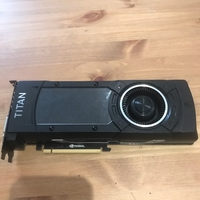 Used GeForce Titan X maxwell  in Dubai, UAE