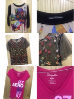 Used 3 items - assorted clothes in Dubai, UAE