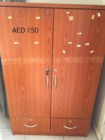 Used Small Wooden Cupboard 150AED direct msg in Dubai, UAE