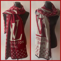 Used Scarf Double Back Design / 62X190cm in Dubai, UAE