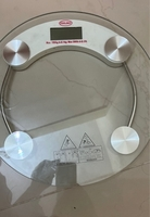 Used Digital Weighing Scale Silver 300x300mm in Dubai, UAE