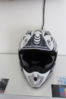 Used MX force motorbike helmet  in Dubai, UAE